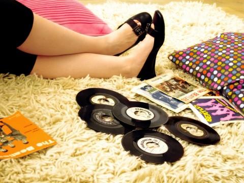 coleccionar discos de vinilo