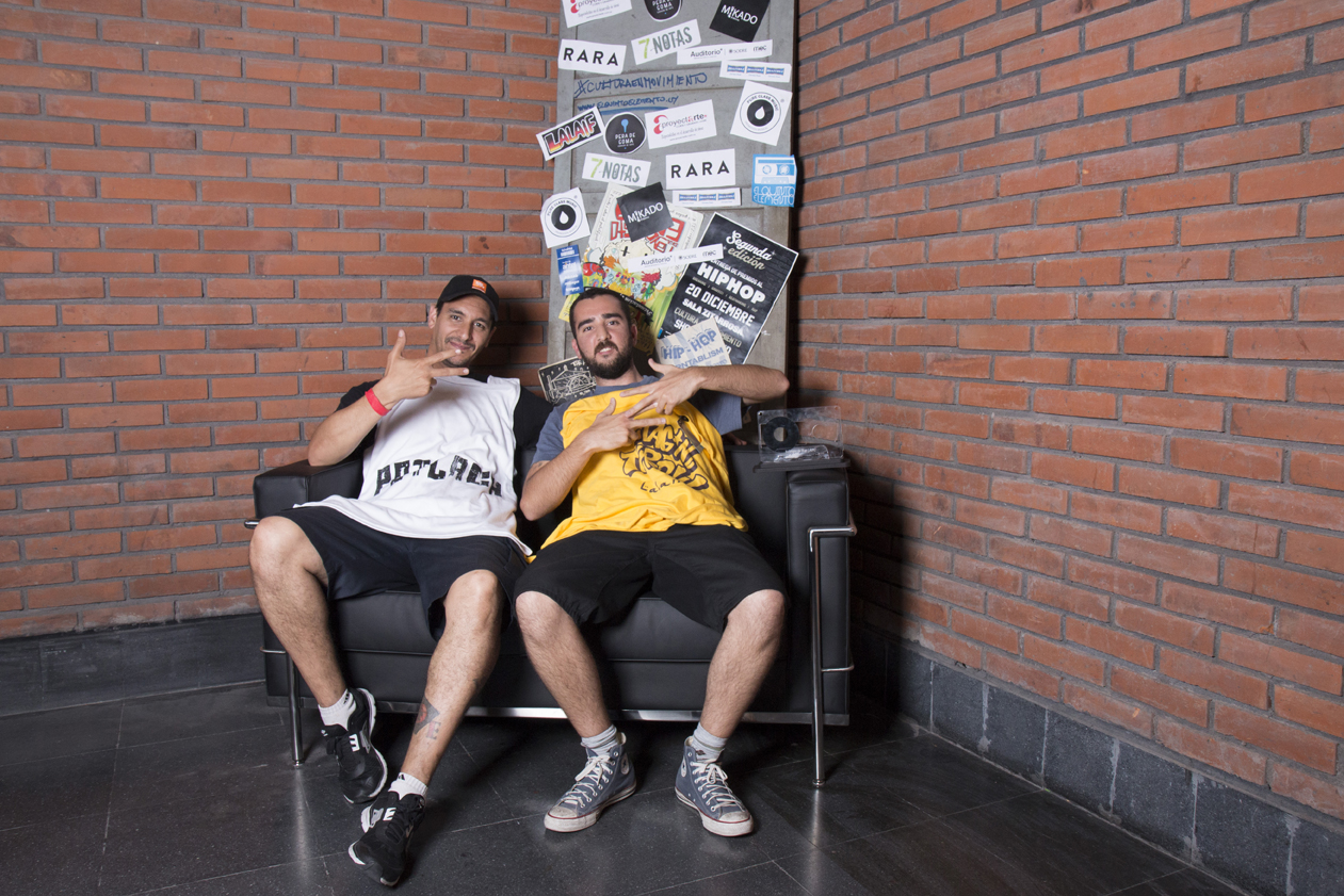 Categoría Grupo De Rap - AFC