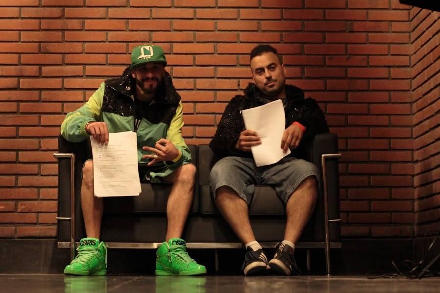 MCs - Chili & Santi Mostaffa