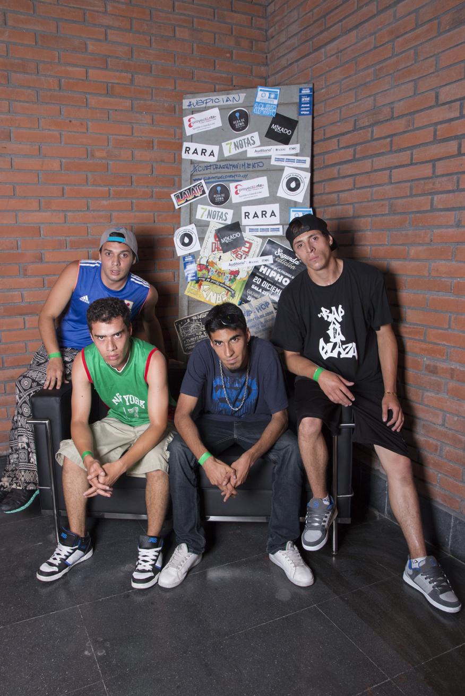 Show - Charruas Crew