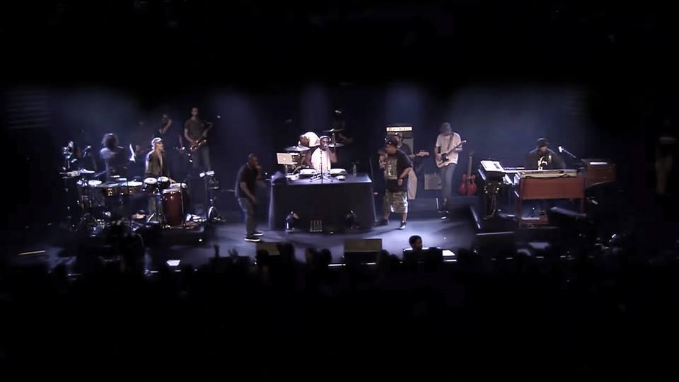 Rhythm Roots AllStars en vivo