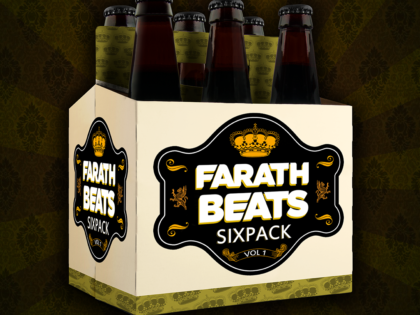 FARATH BEATS | SIX PACK VOL 1 -BEAT TAPE-(2016)