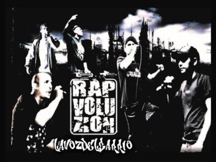RAPVOLUZION | LA VOZ DEL BARRIO (2018)