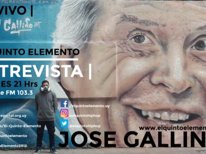 ENTREVISTA | JOSE GALLINO (EL PUENTE FM 103.3)