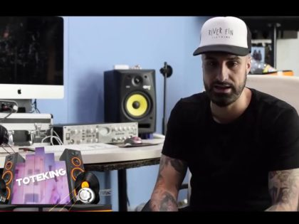 DOCUMENTAL THE GUY BEHIND THE BEAT | UNA MIRADA A LOS PRODUCTORES DEL RAP ESPAÑOL